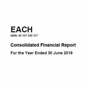 20191021_EACH_Financial_Report_2019_1