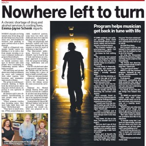 Lilydale and Yarra Valley Leader online - Nowhere left to turn - AOD-MARP 160216 V1