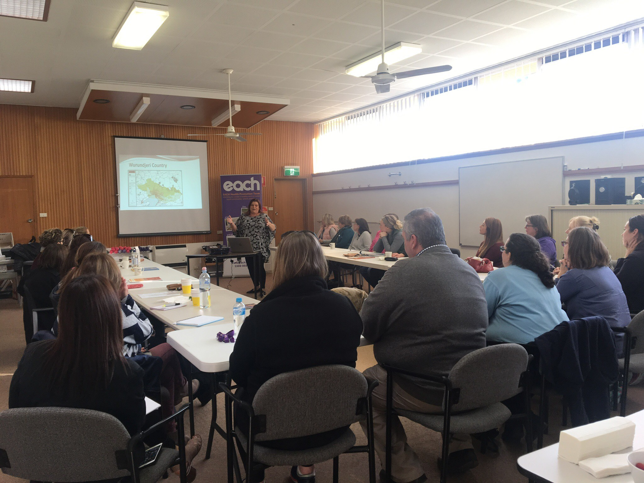 Aboriginal Small Grants Information Session _Pic 2