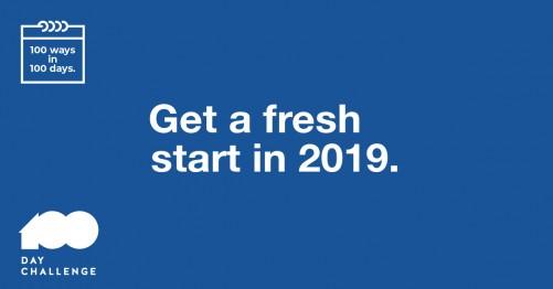 100DC - fresh start