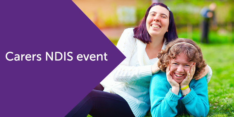 Carers-NDIS-Event