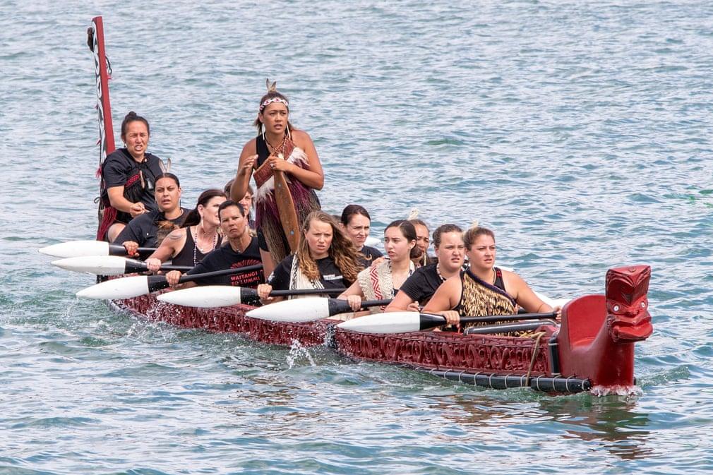 waitangi women